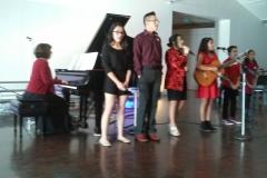 Musical Ambassadors at Denver Art Museum