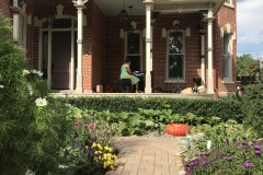 from the Upbeat Colorado Bosler House Garden Concert last Fall